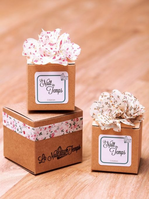 Emballage Cadeau Floral